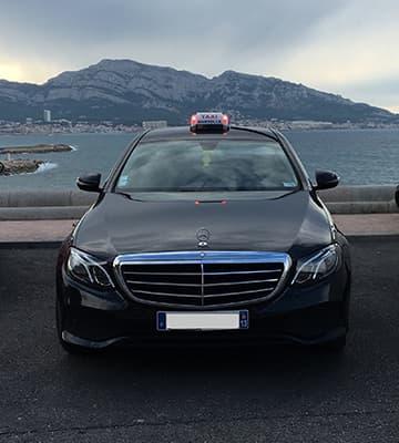Navette en Taxi entre Marseille et son Aéroport