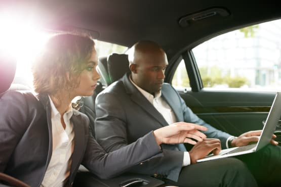 Business driver taxi for professionnal in Marseille
